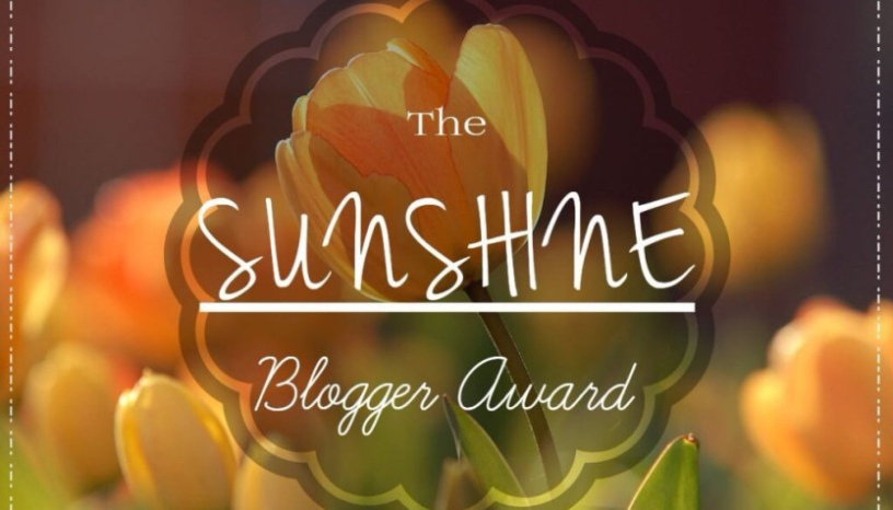 The Sunshine Blogger Award, 2018 – The Floating Thoughts