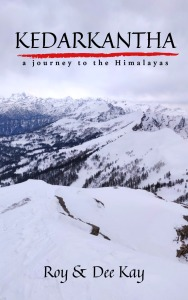 Cover Page - KEDARKANTHA - a Journey to the Himalayas